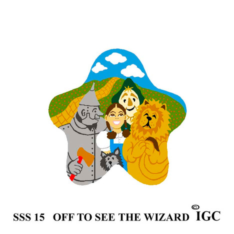 Off To See The Wizard Star