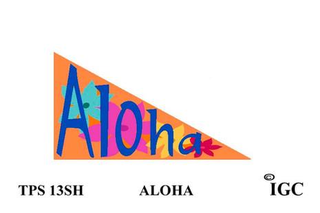 Aloha Pennant