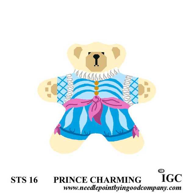 Prince Charming Bear