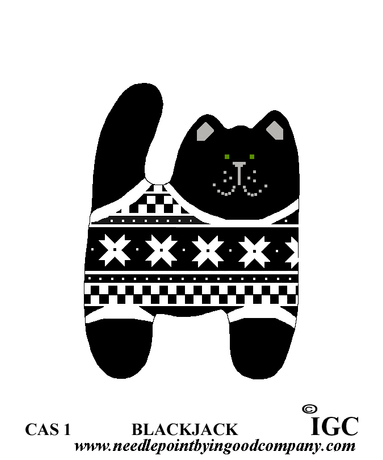 Blackjack Cat