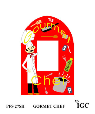 Gourmet Chef Small Frame