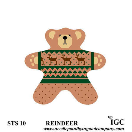 Reindeer Bear