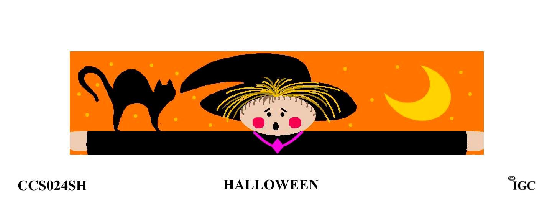 Halloween Candle Cozy