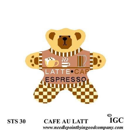 Cafe Au Latte Bear