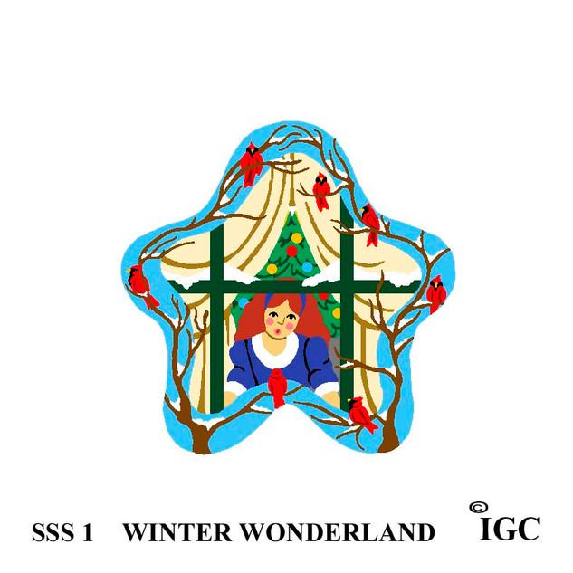 Winter Wonderland Star