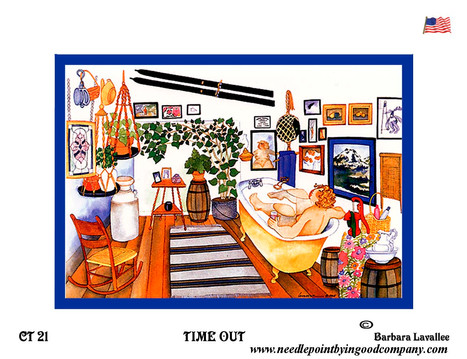 Time Out - Barbara Lavallee