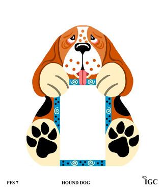 Hound Dog Large Frame
