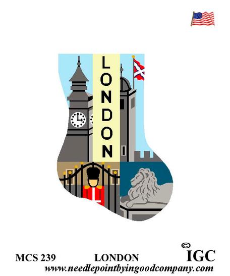 London mini sock