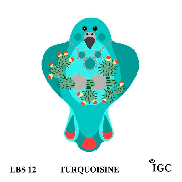 Turquoisine Bird
