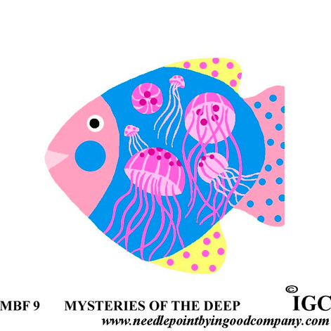 Mysteries of the Deep Fish