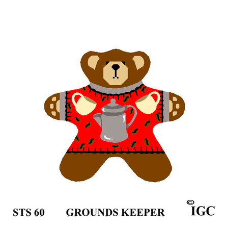 Grounds Keeper Bear