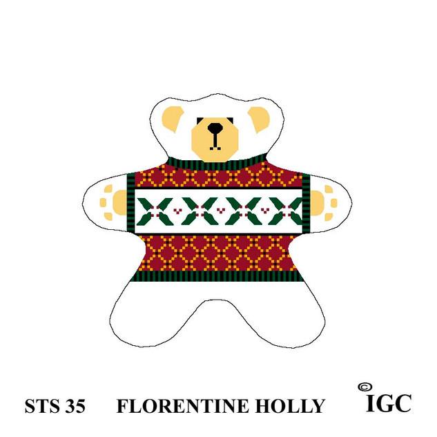 Florentine Holly Bear