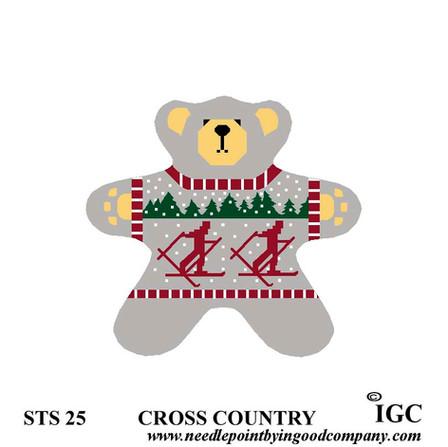 Cross Country Bear