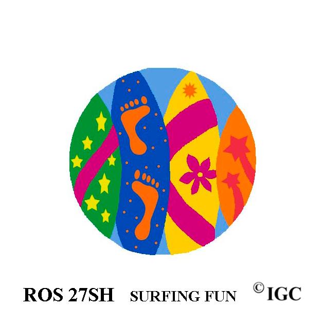 Surfing Fun Round