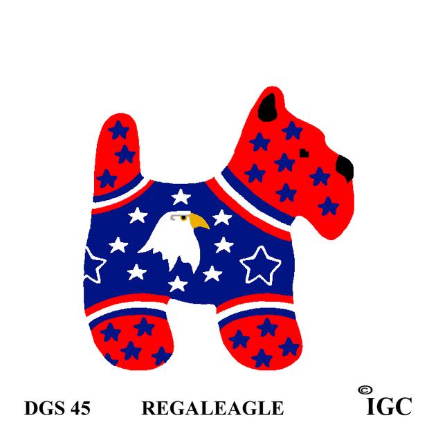 Regal Eagle Dog