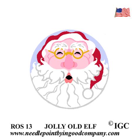 Jolly Old Elf Round