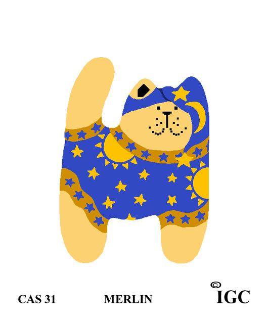 Merlin Cat