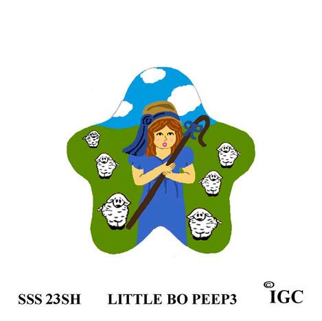 Little Bo Peep Star