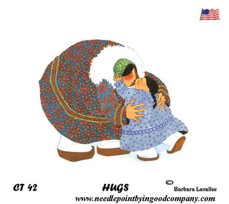 Hugs - Barbara Lavallee