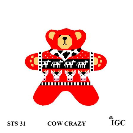 Cow Crazy Bear