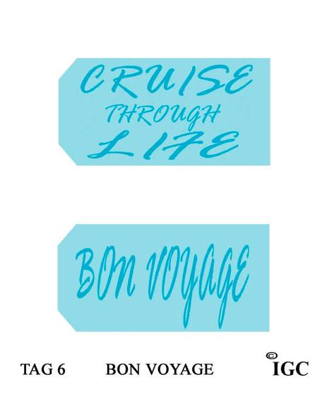 Bon Voyage / Cruise Through Life