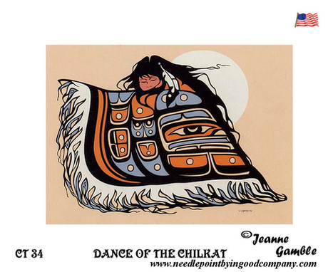 Dance Of The Chilkat - Jeanne Gamble