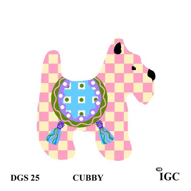 Cubby Dog