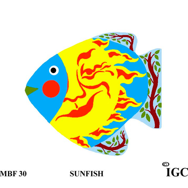 Sunfish Fish