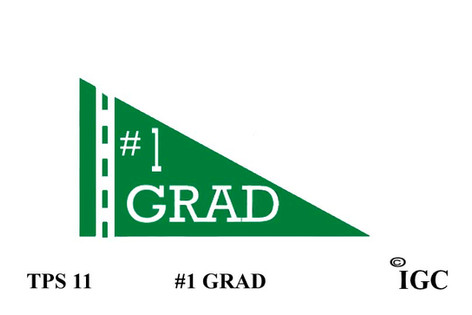 #1 Grad Pennant