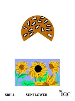 Sunflower Small Birdhouse