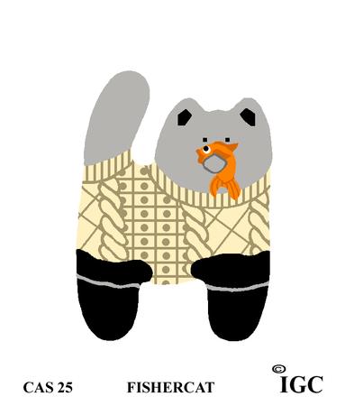 Fishercat Cat