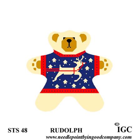 Rudolph Bear