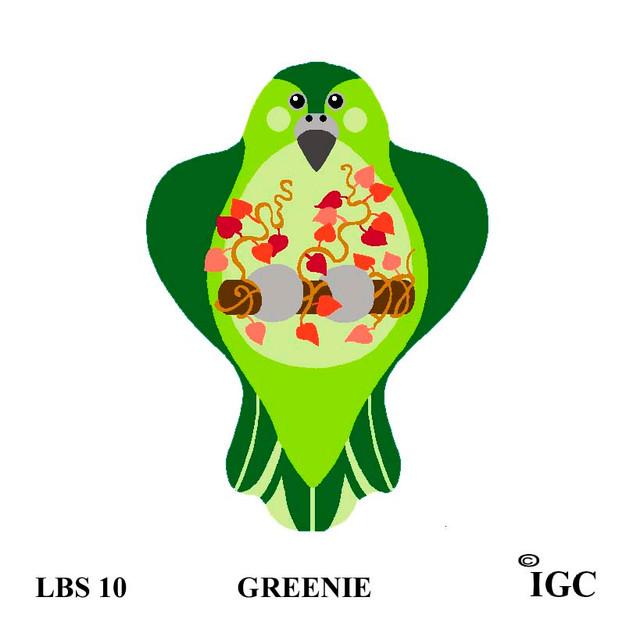 Greenie Bird
