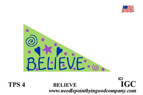 Believe Pennant