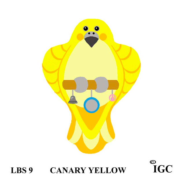 Canary Yellow Bird