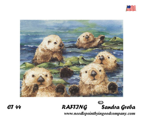 Rafting - Sandra Greba