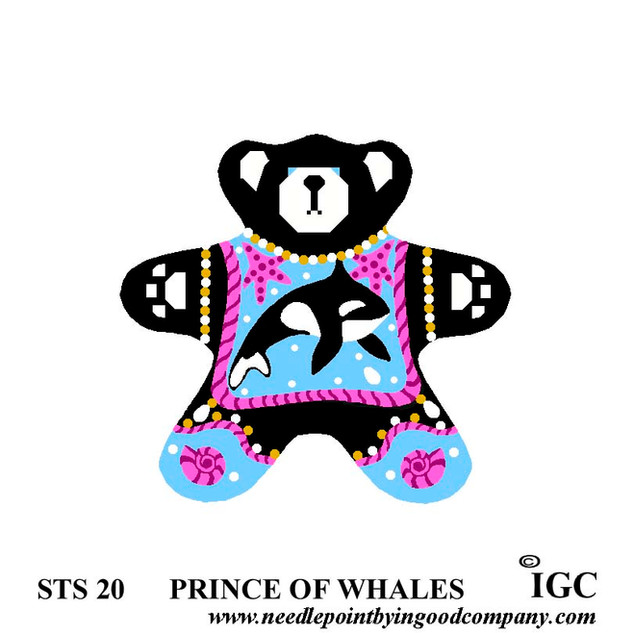 Prince of Whales Bear
