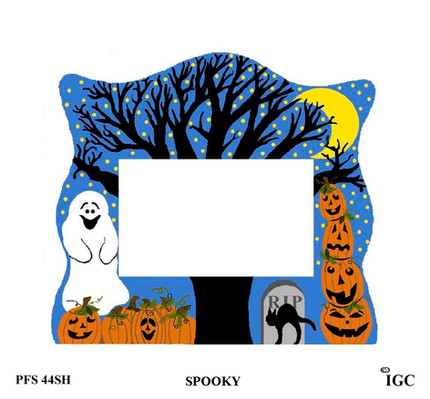 Spooky Large Frame