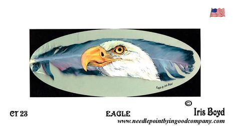 Eagle - Iris Boyd