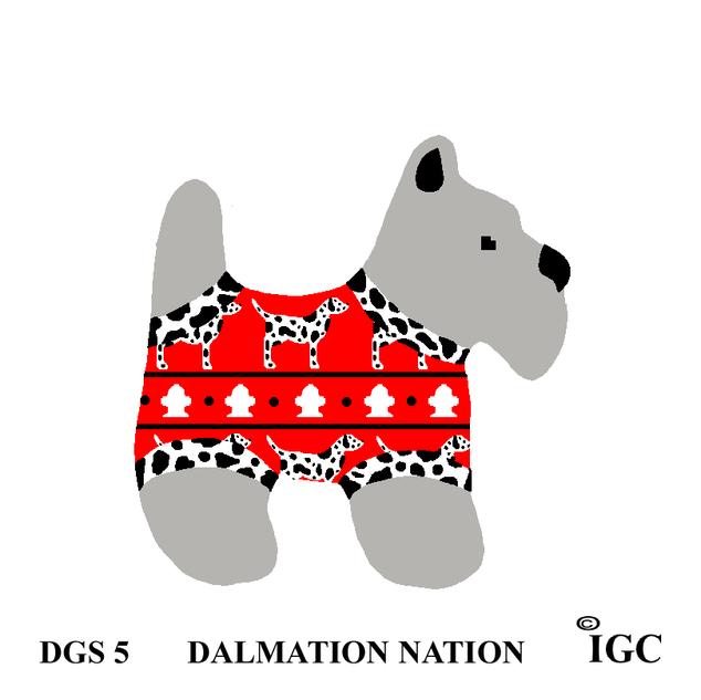 Dalmation Nation Dog