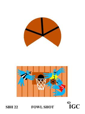 Fowl Shot Small Birdhouse
