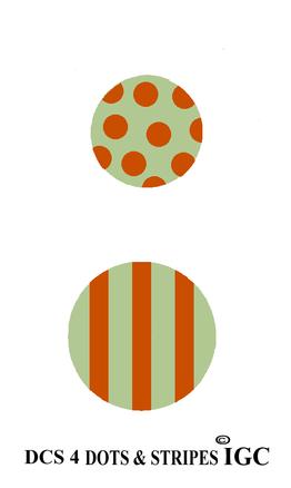 Dots & Stripes Discs