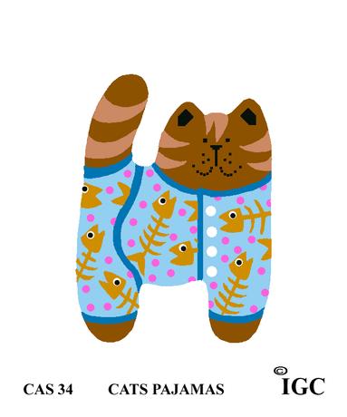 Cats Pajamas Cat