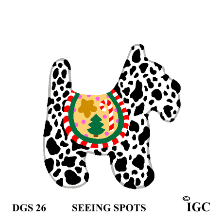 Seeing Spots Dog