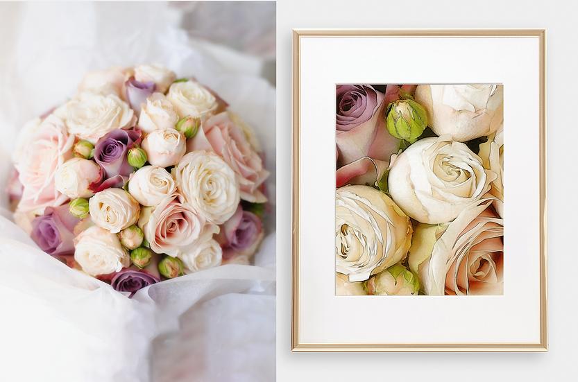 Custom Bouquet Portrait