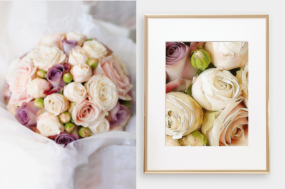 watercolor Bouquet in frame.png