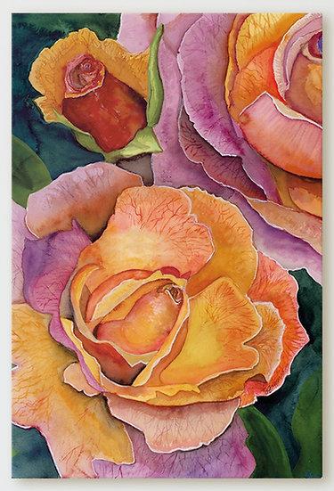 Roses are Orange...