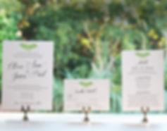 Blush minimalist watercolor wedding invitation
