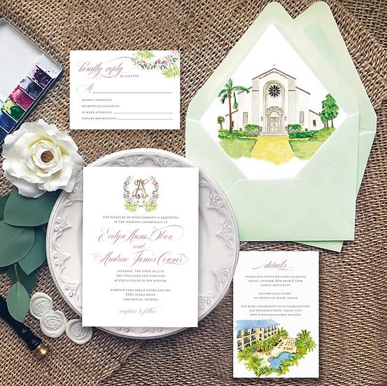 Sample Wedding Suite