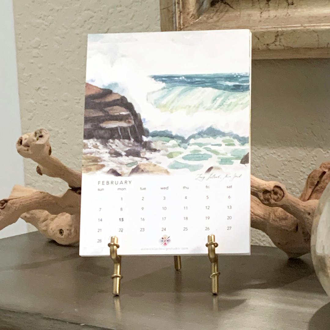 2021 Calendar Collection